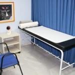 Sala de tratamiento individual perteneciente al Centro Asisttel situado en el Aljarafe