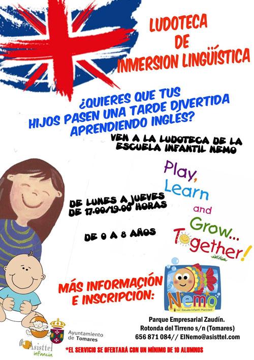 Asisttel - Inmersión Linguística