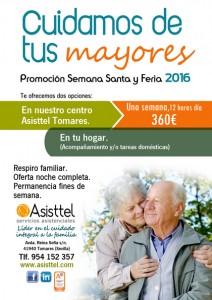 Asisttel - Promoción Semana Santa y Feria 2016