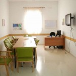 Sala de Terapia Ocupacional de Unidad de Estancia Diurna Aguadulce