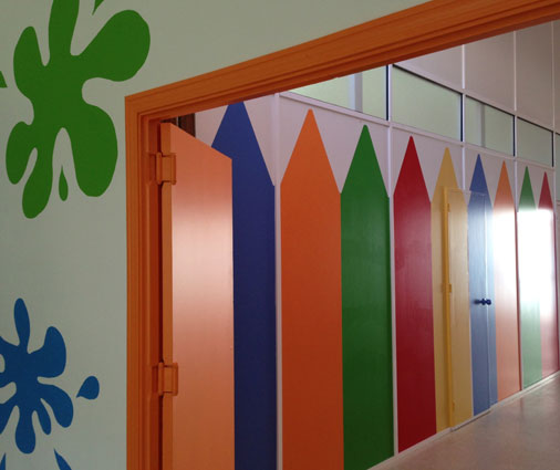 Escuela Infantil Blancanieves