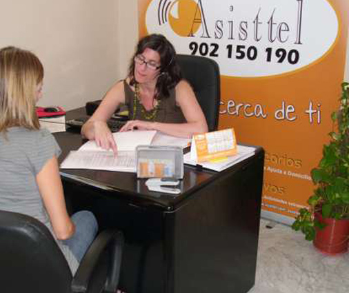 Asisttel SAD Mairena (Sevilla)