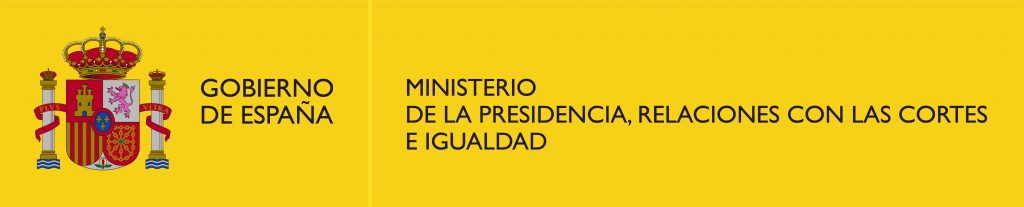 Logo Ministerio de la Presidencia