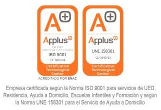 Asisttel - Certificación de Calidad